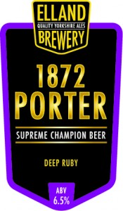 1872 Porter_Elland Brewery