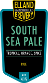 South Sea Pale_Elland Brewery